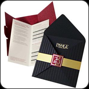 Имиджевая полиграфия: приглашения, открытки, костеры